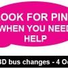 ~バスの路線とバス停の変更(CBD)~