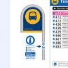 次のバスは何時かな?SMSで簡単チェック!!