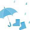 「雨が降ってきました」英語で何と言いますか?