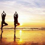 趣味で通学Yogaコース2年間!