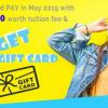 GIFT CARDプレゼントキャンペーン☆